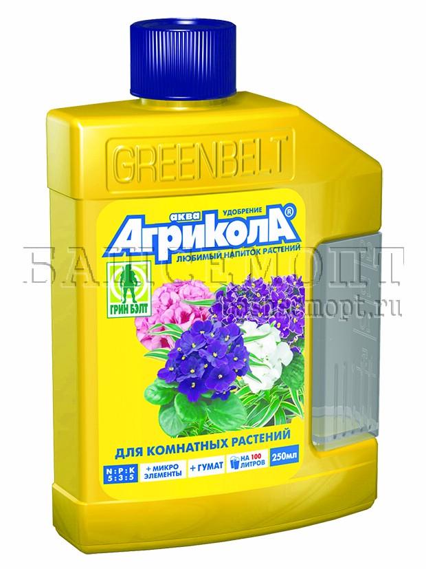Агрикола Аква для комнатных растений 250 мл